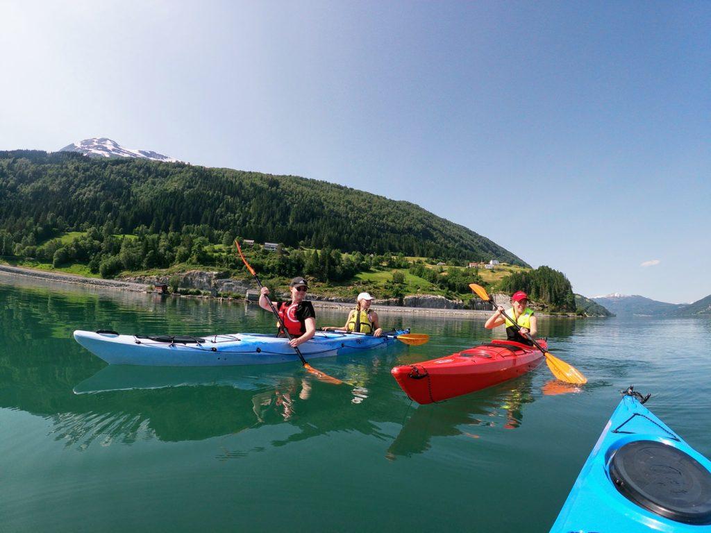 kayak rental olden